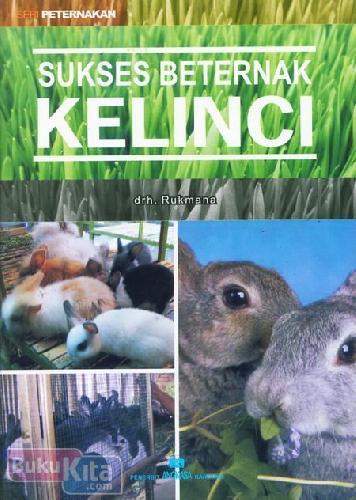 Cover Buku Sukses Beternak Kelinci