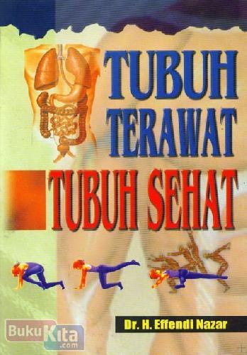 Cover Buku Tubuh Terawat Tubuh Sehat