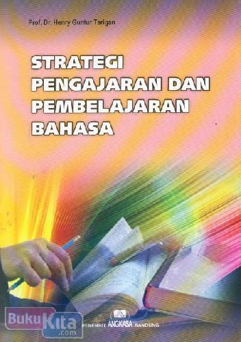 Cover Buku Strategi Pengajaran dan Pembelajaran Bahasa