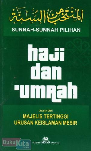 Cover Buku Sunnah-Sunnah Pilihan Haji dan Umrah