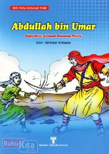Cover Buku Abdullah bin Umar Bagaikan Sebuah Gunung Mulia