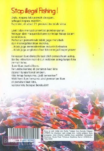 Cover Belakang Buku Meraih Untung Memelihara Ikan Kol