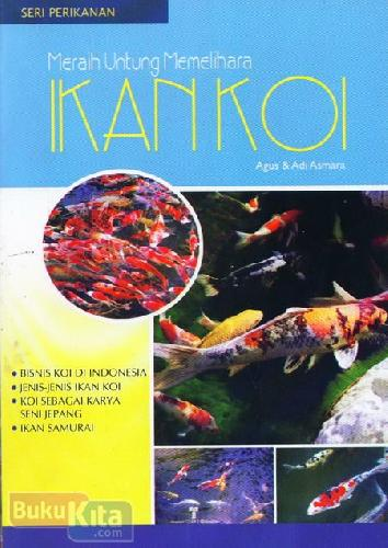 Cover Buku Meraih Untung Memelihara Ikan Kol