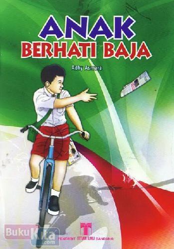 Cover Buku Anak Berhati Baja