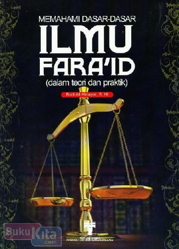 Cover Buku Memahami Dasar-Dasar Ilmu Faraid
