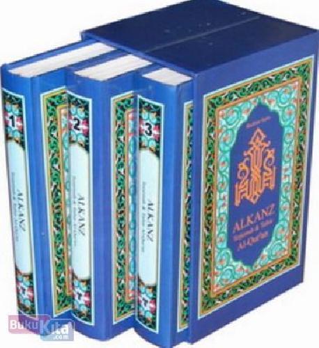 Cover Buku ALKANZ : Terjemah & Tafsir Al-Qur
