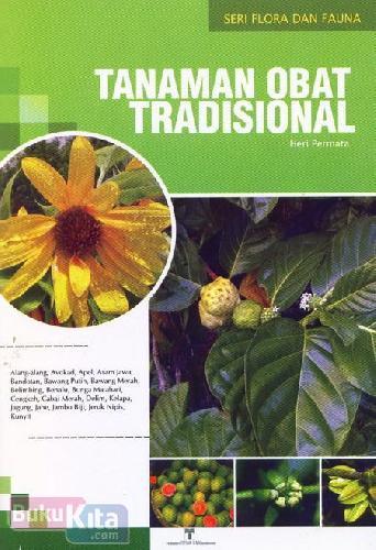 Cover Buku Tanaman Obat Tradisional