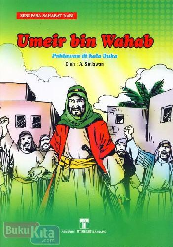 Cover Buku Umeir bin Wahab : Pahlawan di kala