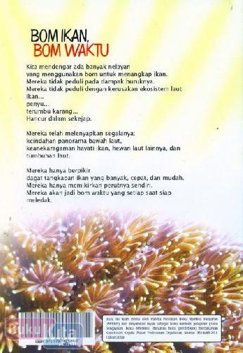Cover Belakang Buku Pemeliharaan Terumbu Karang