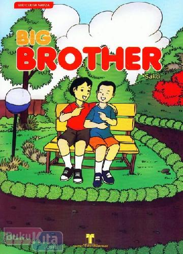 Cover Buku Seri Cerita Napza : Big Brother