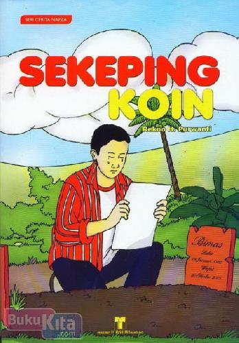 Cover Buku Seri Cerita Napza : Sekeping Koin