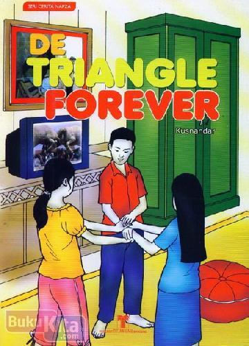 Cover Buku Seri Cerita Napza : De Triangle Forever