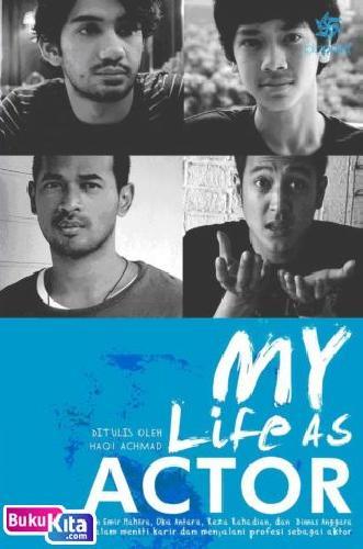 Cover Buku My Life As Actor