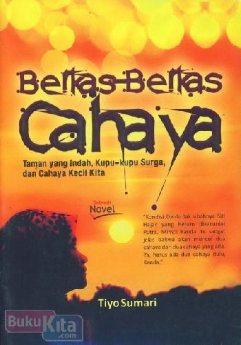 Cover Buku Berkas-Berkas Cahaya