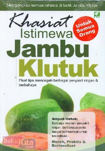 Cover Buku Khasiat Istimwa Jambu Klutuk
