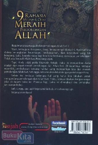 Cover Belakang Buku 9 Rahasia Mudah & Cepat Meraih Pertolongan Allah (Ramadhan_2017)