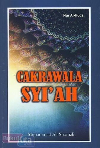 Cover Buku Cakrawala Syiah