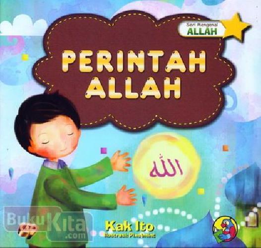 Cover Buku Perintah Allah