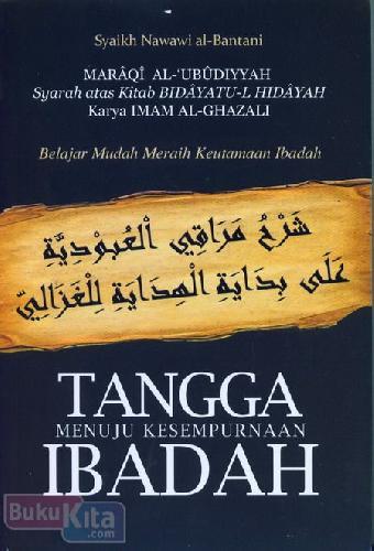 Cover Buku Tangga Menuju Kesempurnaan Ibadah