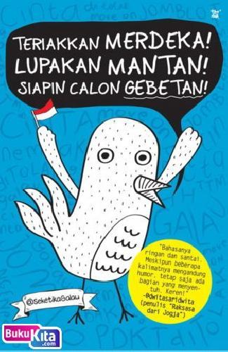 Cover Buku Seketika Galau