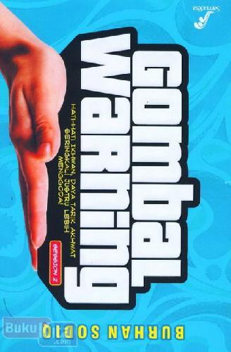 Cover Belakang Buku Session 2 Gombal Warning