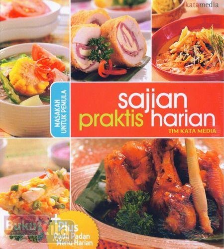 Cover Buku Sajian Praktis Harian