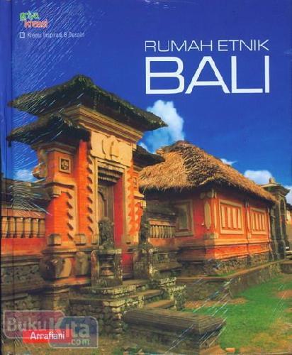 Cover Buku Rumah Etnis Bali