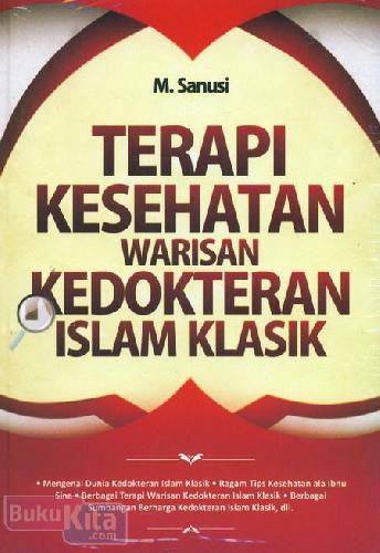 Cover Buku Terapi Kesehatan Warisan Kedokteran Islam Klasik