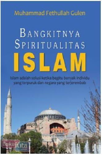 Cover Buku Bangkitnya Spiritualitas Islam