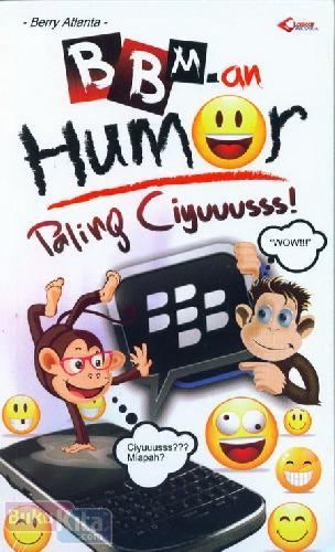 Cover BBM-an Humor Paling Ciyuuusss!