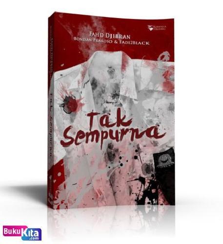 Cover Buku Tak Sempurna