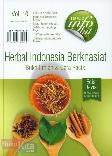 Herbal Indonesia Berkhasiat : Bukti Ilmiah & Cara Racik - Vol 10 (Edisi Revisi)