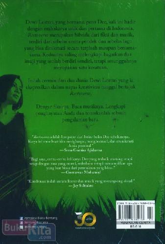 Cover Belakang Buku Rectoverso