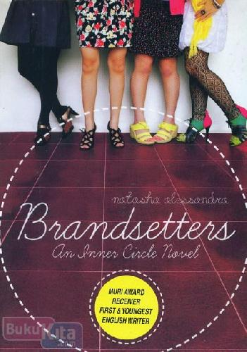 Cover Buku Brandsetters An Inner Circle Novel