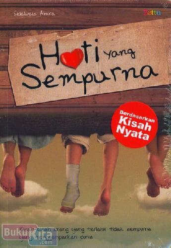 Cover Buku Hati Yang Sempurna