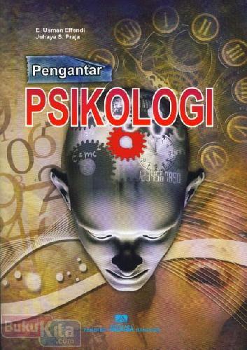 Cover Buku Pengantar Psikologi