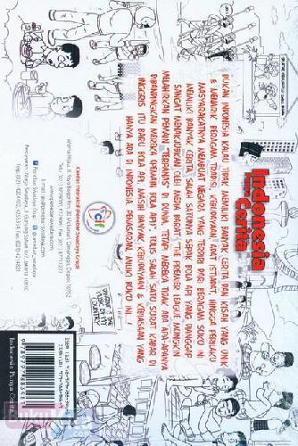 Cover Belakang Buku Indonesia Punya Cerita