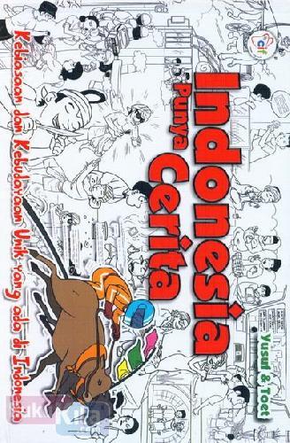 Cover Buku Indonesia Punya Cerita