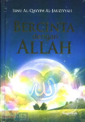 Cover Buku Bercinta dengan Allah