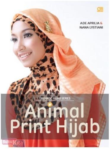 Cover Buku Thematic Hijab Series : Animal Print Hijab