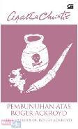 Pembunuhan Atas Roger Ackroyd - The Murder of Roger Ackroyd (Cover Baru)