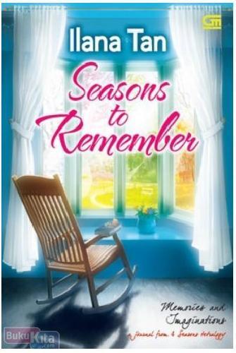 Cover Buku Seasons To Remember