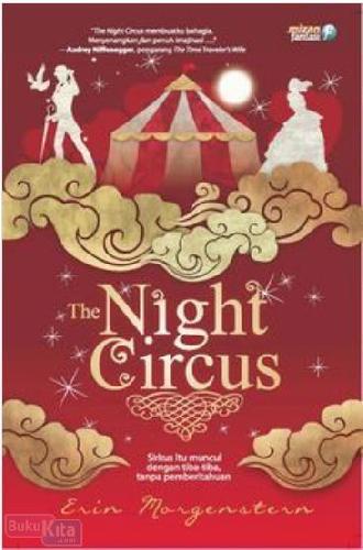 Cover Buku The Night Circus