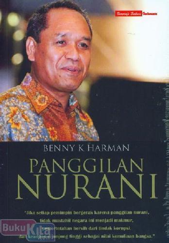 Cover Buku Panggilan Nurani