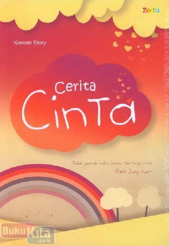 Cover Buku Cerita Cinta