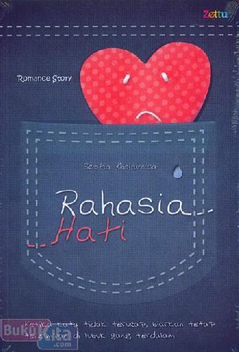Cover Buku Rahasia Hati
