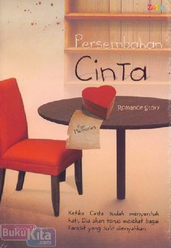 Cover Buku Persembahan Cinta