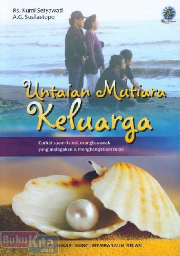 Cover Buku Untaian Mutiara Keluarga