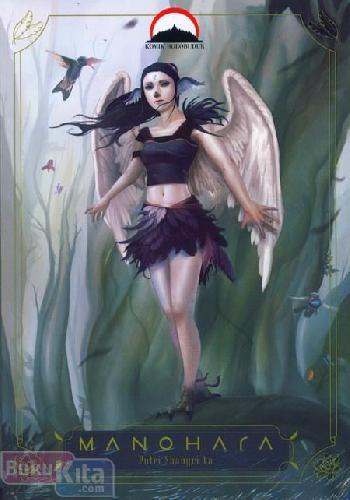 Cover Buku Manohara : Putri Shangri-La