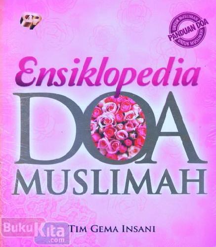 Cover Buku Ensiklopedia Doa Muslimah
